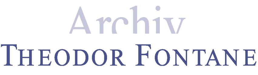Theodor-Fontane-Archiv