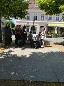 Markplatz Neuruppin